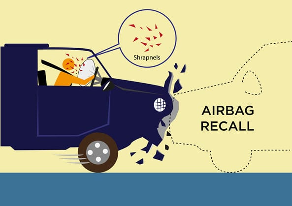 what does the takata airbag recall mean for you. Black Bedroom Furniture Sets. Home Design Ideas